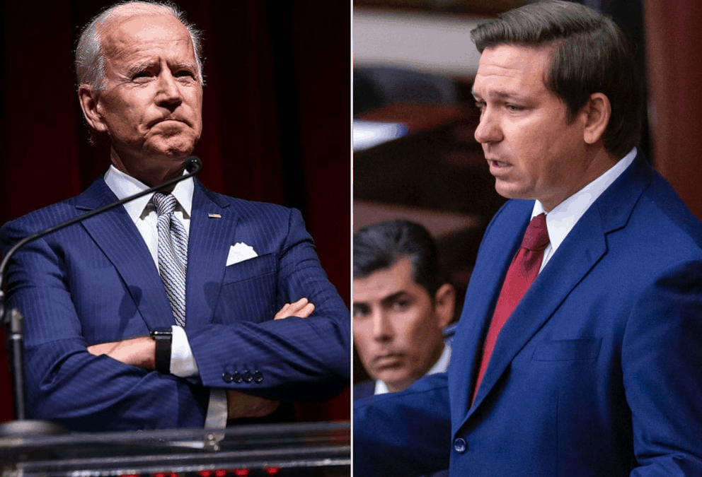 Biden's War on Florida Goes Overt- FUAMI Action Time Now!